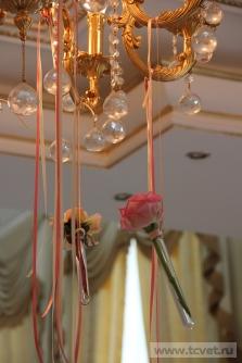 Свадьба в усадьбе Князей Голицыных в Кузьминках. Фото 24