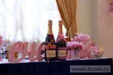 Свадьба в усадьбе Князей Голицыных в Кузьминках. Фото 26