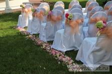 Свадьба в усадьбе Князей Голицыных в Кузьминках. Фото 3