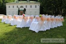 Свадьба в усадьбе Князей Голицыных в Кузьминках. Фото 4