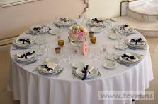 Свадьба в усадьбе Князей Голицыных в Кузьминках. Фото 41