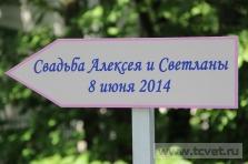 Свадьба в усадьбе Князей Голицыных в Кузьминках. Фото 44