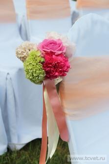 Свадьба в усадьбе Князей Голицыных в Кузьминках. Фото 7