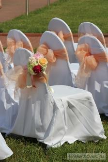 Свадьба в усадьбе Князей Голицыных в Кузьминках. Фото 9