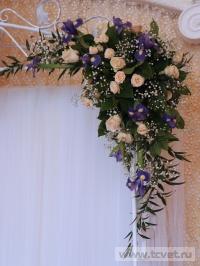 Свадьба в загородном комплексе Марфино. Фото 13