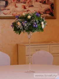 Свадьба в загородном комплексе Марфино. Фото 19
