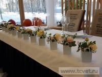Свадьба в загородном парк-отеле Белые аллеи. Фото 15
