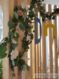 Свадьба в загородном парк-отеле Белые аллеи. Фото 9