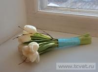Зимняя свадьба с Белыми тюльпанами Кузьминки. Фото 8
