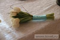 Зимняя свадьба с Белыми тюльпанами Кузьминки. Фото 5