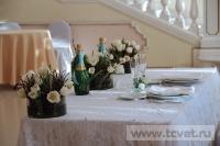 Зимняя свадьба с Белыми тюльпанами Кузьминки. Фото 26