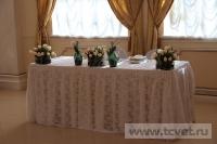 Зимняя свадьба с Белыми тюльпанами Кузьминки. Фото 29