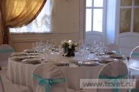Зимняя свадьба с Белыми тюльпанами Кузьминки. Фото 33