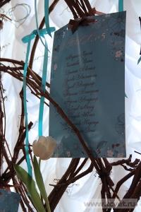 Зимняя свадьба с Белыми тюльпанами Кузьминки. Фото 53
