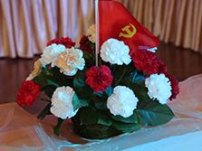 Юбилей «Назад в 80-е» банкетный зал Спутник