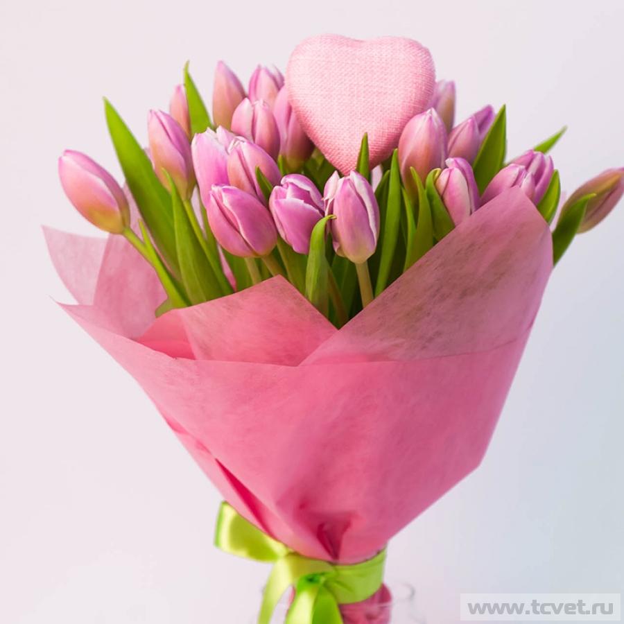 Покажите розовых