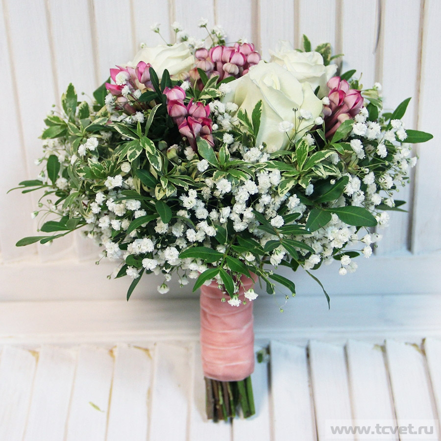 Букет невесты Кружевное настроение