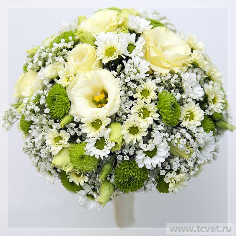 Невесты букет невесты кремовый