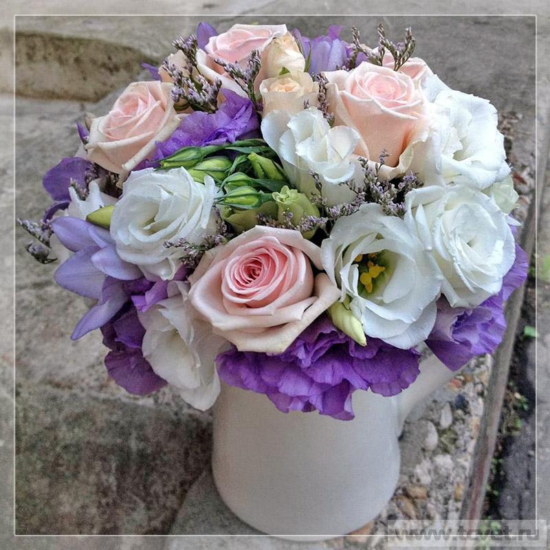 Букет невесты Нежная Хевен