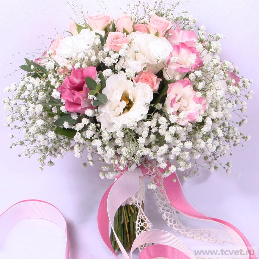 Свадебный букет Прекрасный день