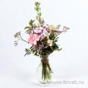 Букет Миниатюра розовый