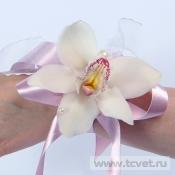 Браслет Жемчужная орхидея