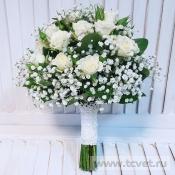 Свадебный букет Милая классика