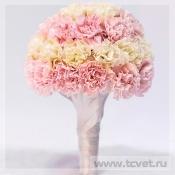 Букет невесты Сливочный десерт