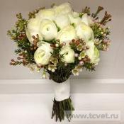 Букет невесты Снежинка