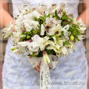 Букет невесты Вирджиния