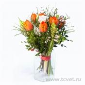 Букет Весенний аромат