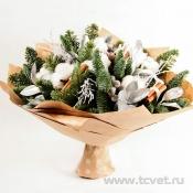 Букет зимний подарочный Метель