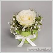 Цветы на свадебный стол Улыбка