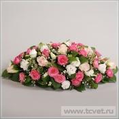Молодоженам на стол Розовый жемчуг