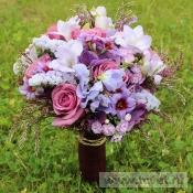 Свадебный букет Августина