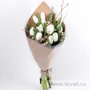 Тюльпаны в крафте L
