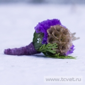 Заколка Виолетта